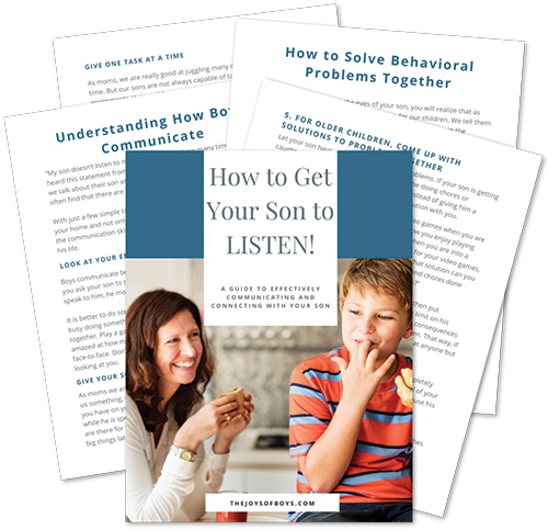 Guide To Get Your Son to Listen