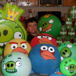 How to throw an Angry Birds birthday party