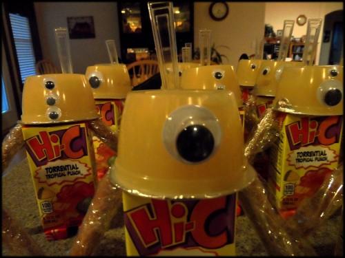 Juice Box Robots