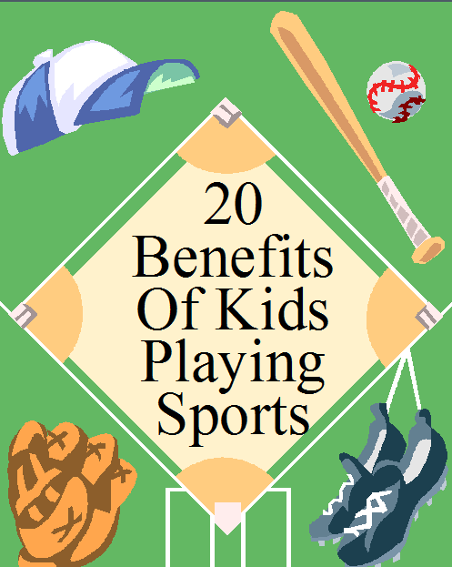 20 Benefits of Sports