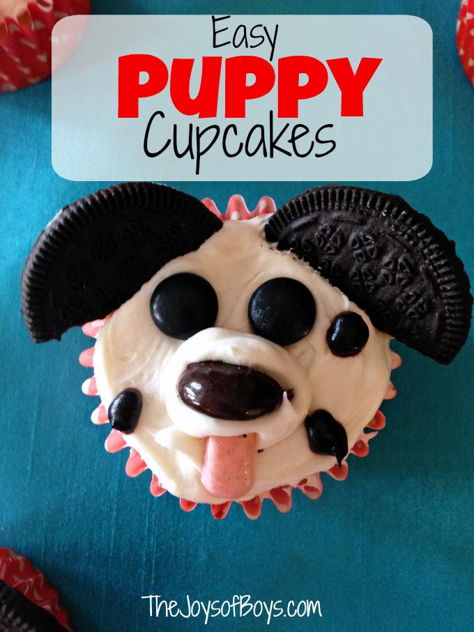 Happy Birthday Puppy Cakes