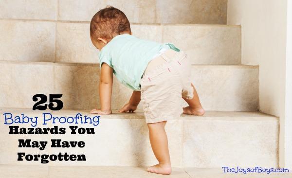 Baby Proofing Hazards