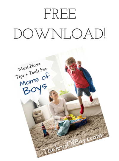 You might be raising a boy if the joys of boys grab our free ebook must have tips and tools for moms of boys fandeluxe Images