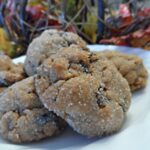 Country Raisin Gingersnaps