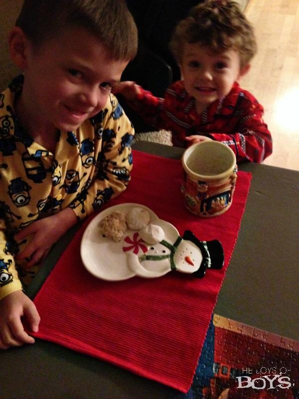 Christmas Through the Eyes of my Children