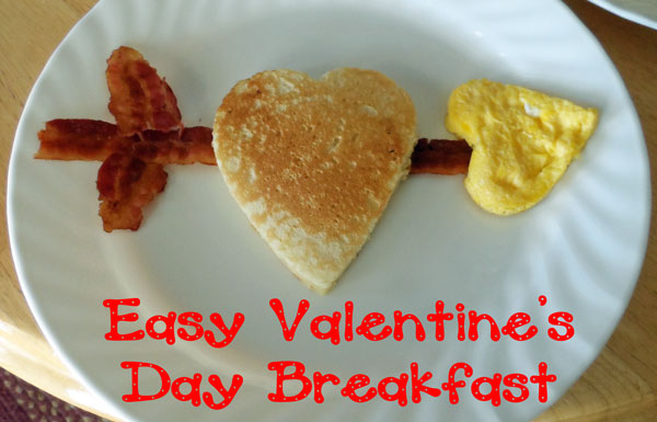 Schön Easy Valentineu0027s Day Breakfast: Fun Food For Valentines Day
