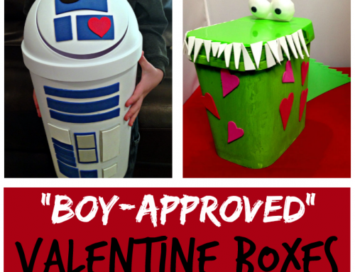 Valentine Boxes For Boys: Easy, Creative and Fun to Make