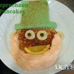 Fun Food : Leprechaun Pancakes