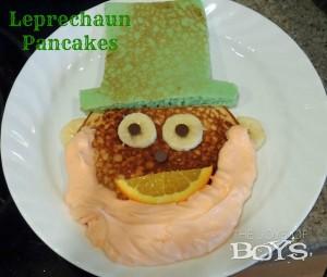 Leprechaun Pancakes
