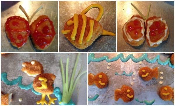 Spring Food Art