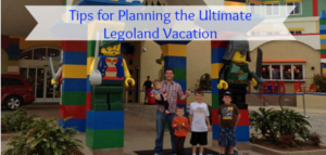 Legoland vacation