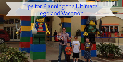 Legoland vacation