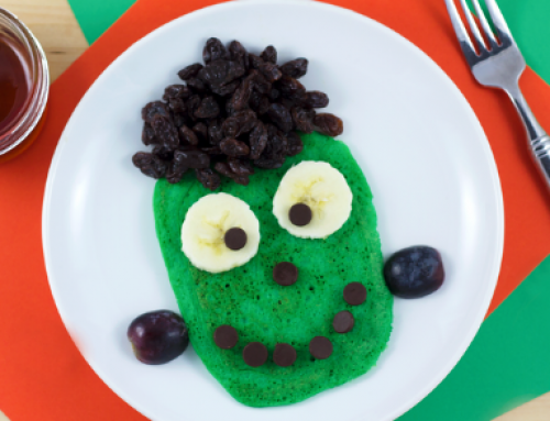 Frankenstein Pancakes: A Fun Halloween Breakfast