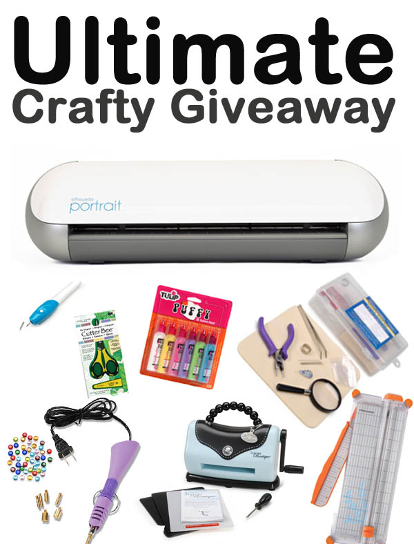 Ultimate Craft Giveaway