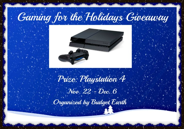 Playstation 4 Giveaway