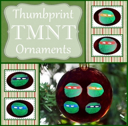 Teenage Mutant Ninja Turtles Ornament