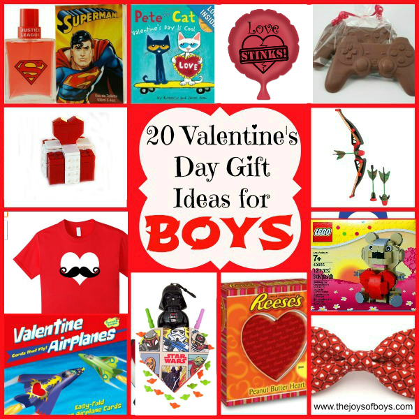 Valentine's Day Gifts for boys