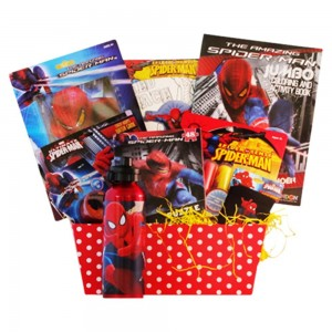 Spiderman gift box