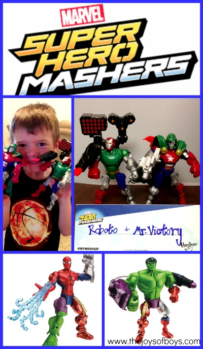 Super Hero Toys For Boys : Marvel superhero mashers the joys of boys