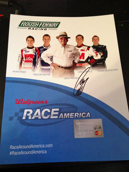 Race Around America