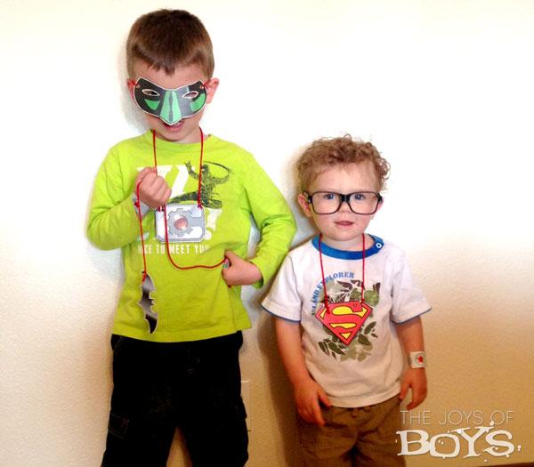 #superheroing
