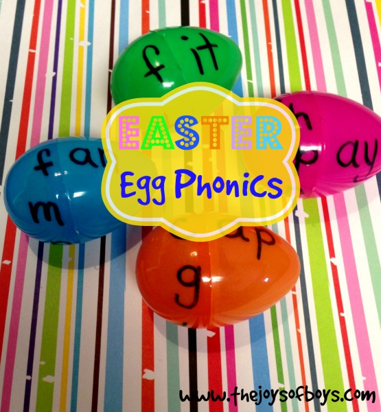 Easter Egg Phonics