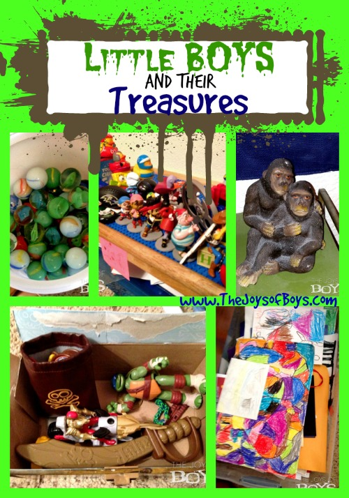Little Boys Treasures