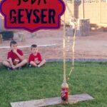 Soda Geyser
