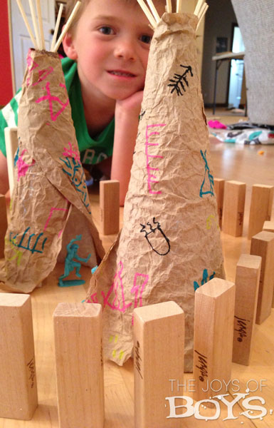 teepee craft