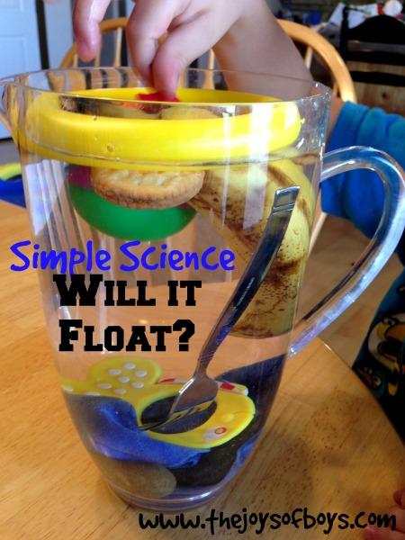 Will it float