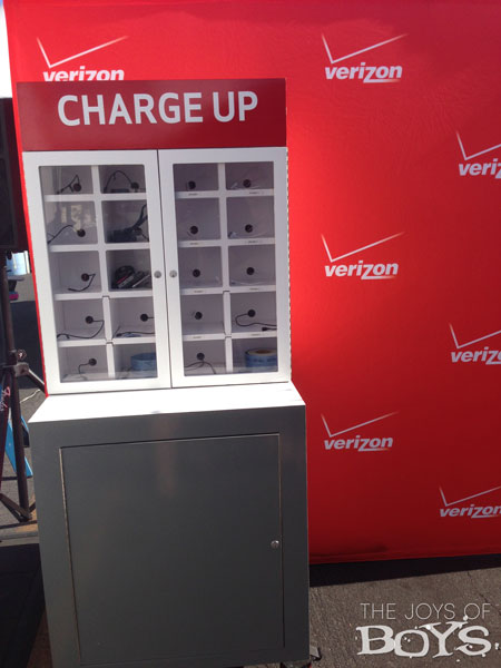 First Friday Charging Station