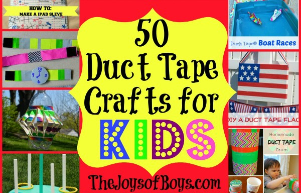 Duct Tape Crafts