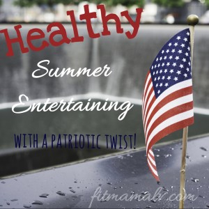 Healthy 4th of july party