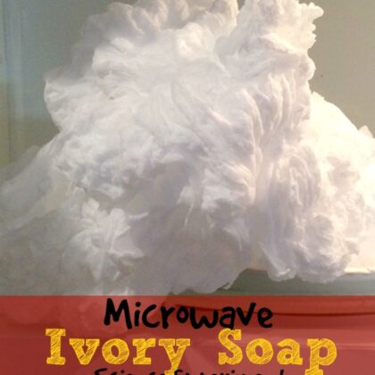 Ivory Soap Experiment