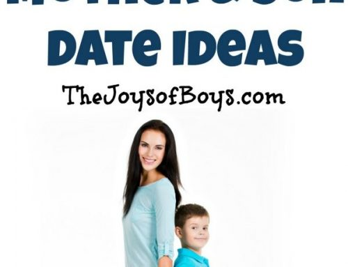 The Ultimate List of Mother and Son Date Ideas