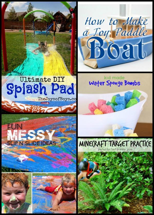 water fun week