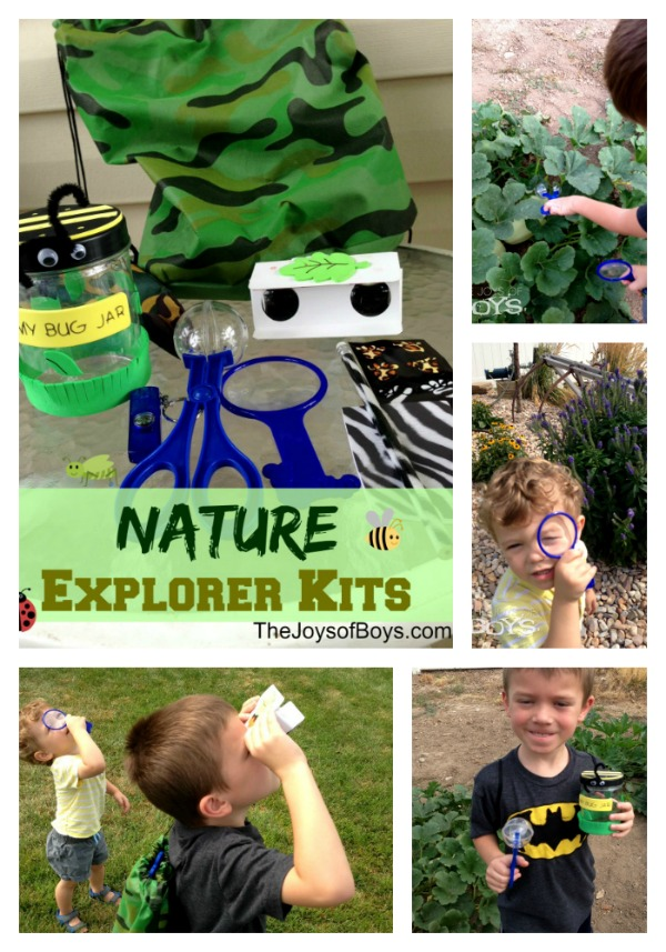 Nature Explorer Kits