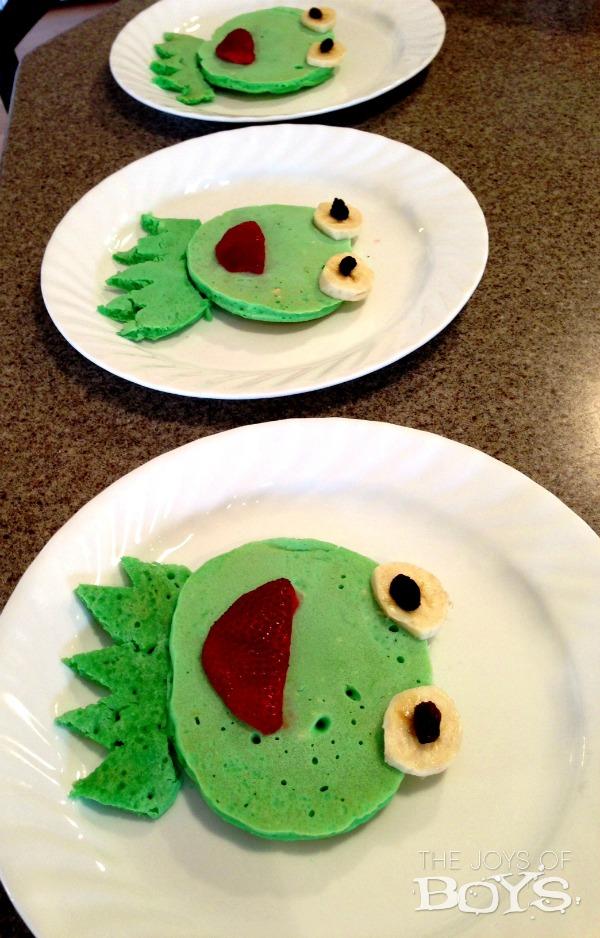 muppets breakfast kermit