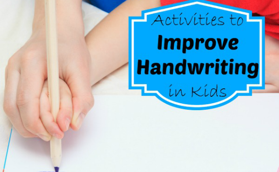 improve handwriting