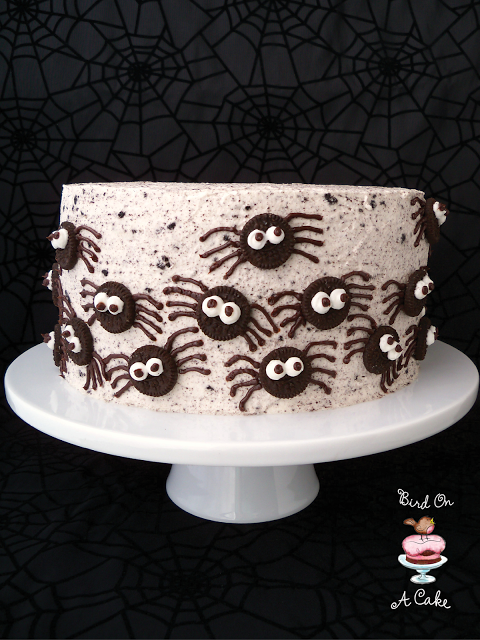 Oreo Spiders Cake 3 Final