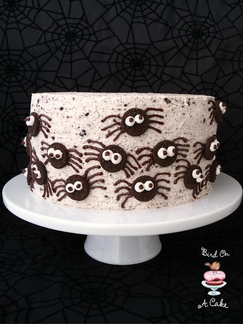 Oreo Spiders Cake 3 Final