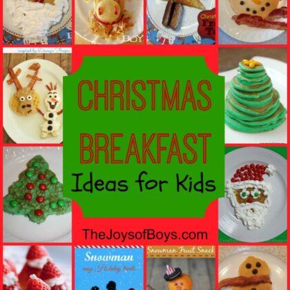 Christmas Breakfast Ideas for Kids