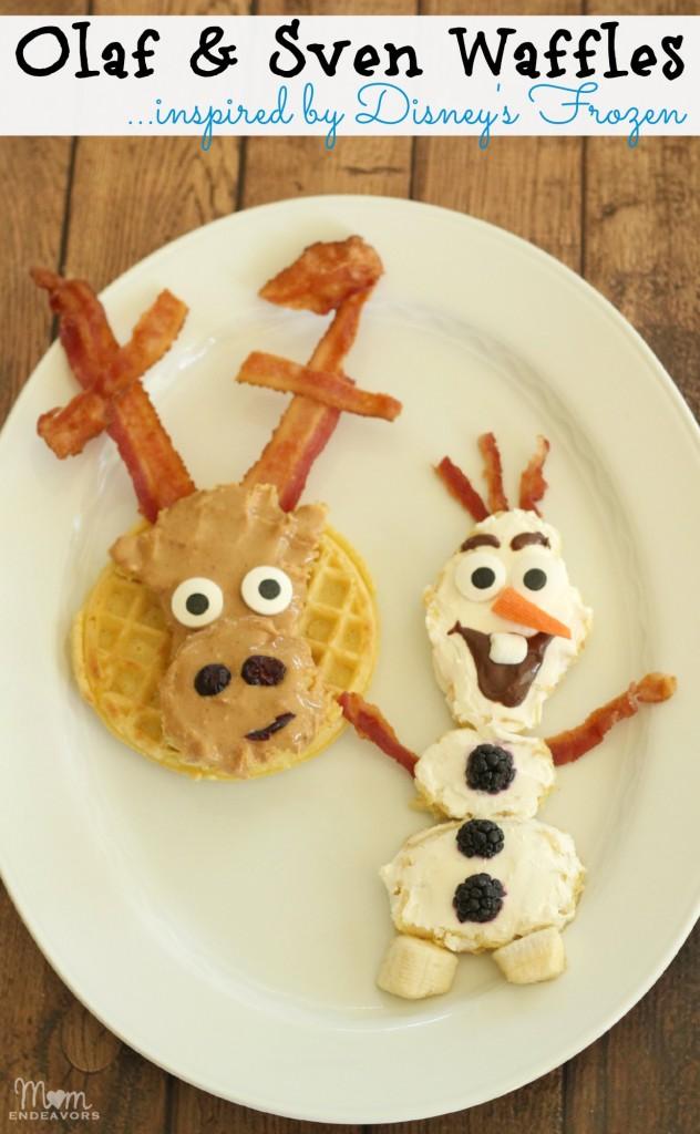 Disneys-Frozen-Olaf-Sven-Waffles