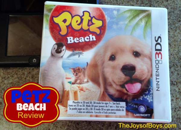 Petz Beach Review
