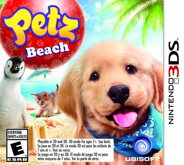 Nintendo 3ds Games For Boys Nintendo 3ds Petz Games