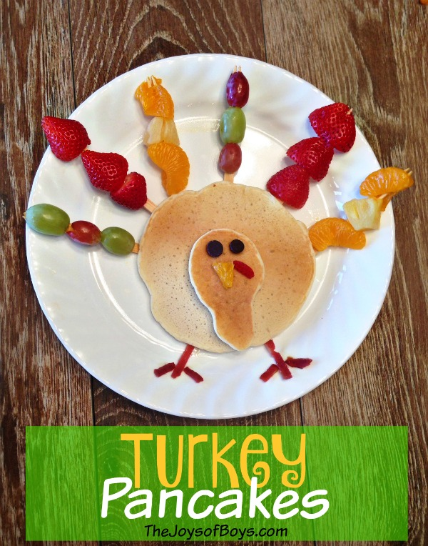 Turkey Pancakes
