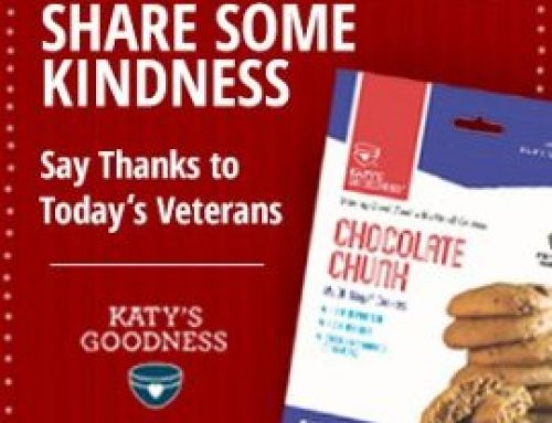 Thank a Deserving Veteran with Cookies this Christmas