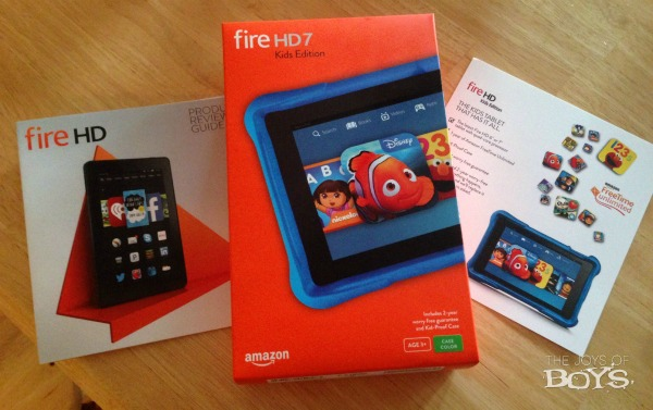 Amazon Fire HD Kids edition review