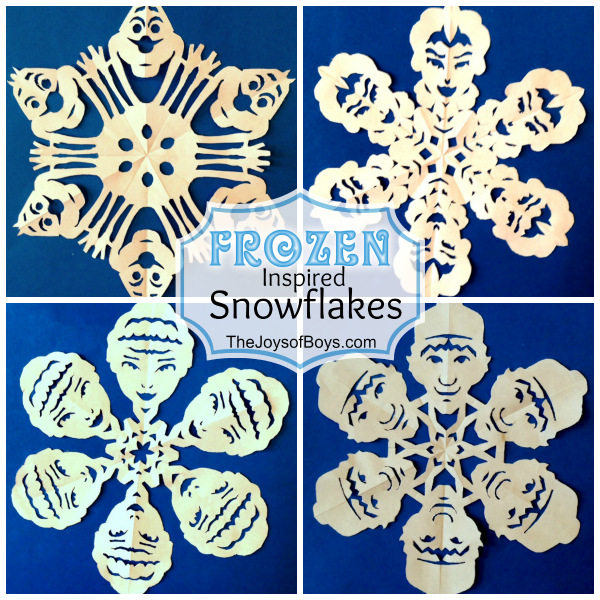 Disneys Frozen Paper Snowflake Jpg Pictures to pin on Pinterest