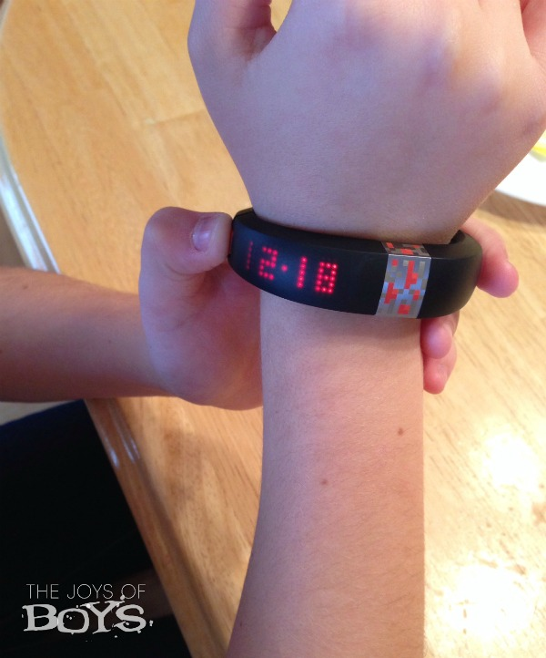 Minecraft Gameband